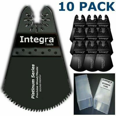 10pc Oscillating Multi Tool Circular Blade Set - Fein Multimaster Compatible