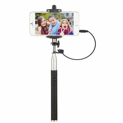 Vivitar Selfie Stick, Built-in Shutter Release, Extends to 4
