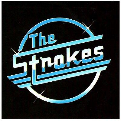 THE STROKES Future Present Past 2016 Ltd Ed RARE Sticker +FREE Alt Rock Stickers