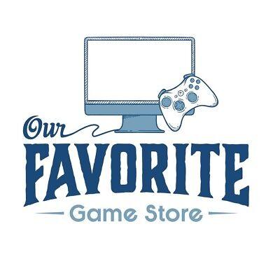 OurFavoriteGameStore