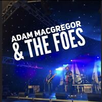 Adam MacGregor & The Foes are now booking for 2019 weddings!