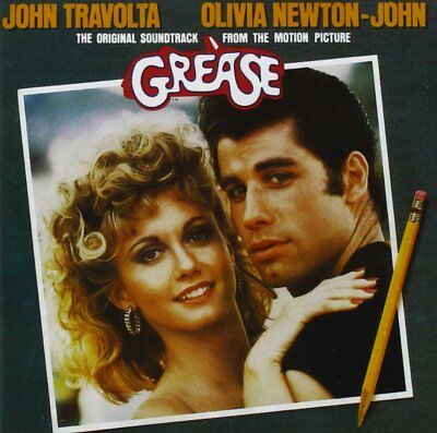 GREASE SOUNDTRACK 40th ANNIVERSARY DOUBLE VINYL SET (PRE-Release August 24 2018)