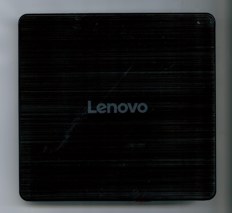 LENOVO USB PORTABLE DVD BURNER  MODEL GP60NNB60 P/N 5DXOH324