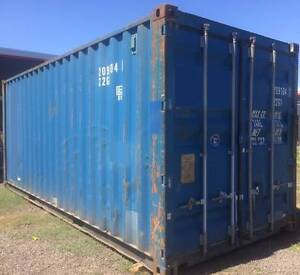 20' Used Shipping Containers delivered to Echuca $2064ex Echuca Campaspe Area Preview