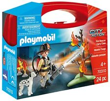 PLAYMOBIL Firce Rescue Gift Set 70291 City Life