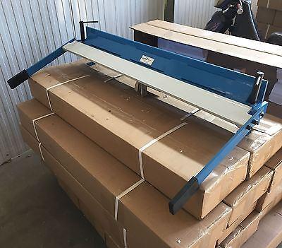 165149 Sheet Metal Manual Folding Machine 1000mm Hand Brake Folder