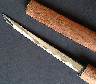 Samurai Sword Katana Ninja Letter Opener Paper Knife w/ Red Tassel Made in Japan