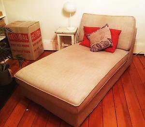 Lounge chair (chaise longue) Balmain Leichhardt Area Preview