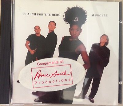M People   Search For The Hero   Deconst   Cd