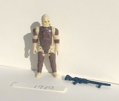 Star Wars ESB DENGAR Custom Mini Action Figure w Case /& Stand 356 Mini-Figure
