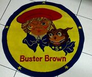 Buster Brown Sign