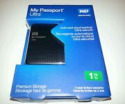 WD Passport 1TB