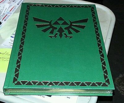 LEGEND OF ZELDA SPIRIT TRACKS COLLECTORS EDITION STRATEGY GUIDE BOOK SEALED NEW