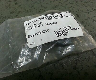 Hitachi H65 305-621 Retainer Damper 1-18 Hex Shank Demolition Hammer