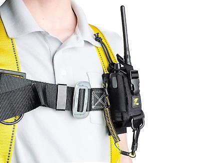 New Python -capital Safety 15000088 Adj. Radio Cell Phone Holster Free Ship