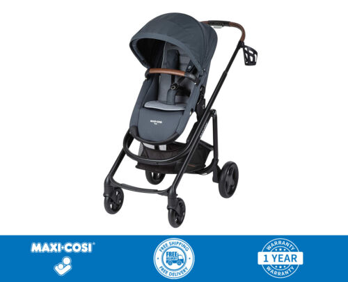 Maxi Cosi Tayla Travel System Stroller New - Essential Graphite