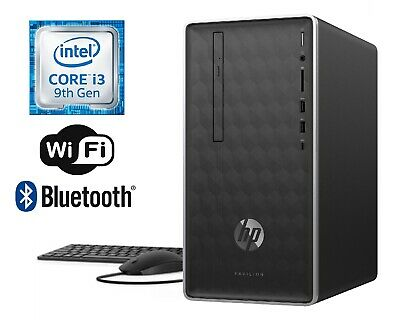 Usado, HP Pavilion Desktop Computer 8GB 1TB Intel Core i3 9th Gen 4.20GHz DVD-Writer + segunda mano  Embacar hacia Mexico