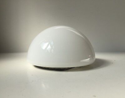 Lyfa Opaline Minimalist flush mount Sconce danish modern Holmegaard AJ PH era