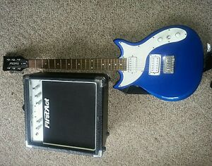 first act guitar and ma215 bass amplifier ebay. Black Bedroom Furniture Sets. Home Design Ideas