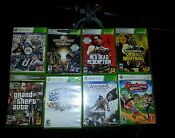 Xbox 360 Games Wholesale Lot
