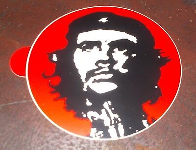 Ernesto Che Guevara Cuba liebre Lateinamerika Kuba Linke Auto Aufkleber 10 cm  ()