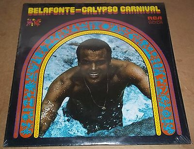 Harry Belafonte   Calypso Carnival   Rca Lsp 4521 Sealed