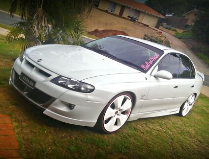 VX Clubsport forged ls1 th400 $$$ Swap 4x4 4wd Golden Bay Rockingham Area Preview
