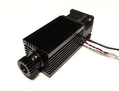 7w Cnc Laser Engraving Module W G-7 Lens - Nubm44 Diode - Turbo Fan - 450nm Ez