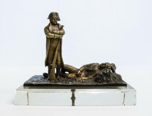 Bronze Statuette of Napoleon I