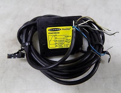 Banner Laser Beam Sensor 10-30v Dc Pd49vn6c50
