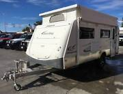 2010 JAYCO STERLING OUTBACK POP TOP CARAVAN Cannington Canning Area Preview