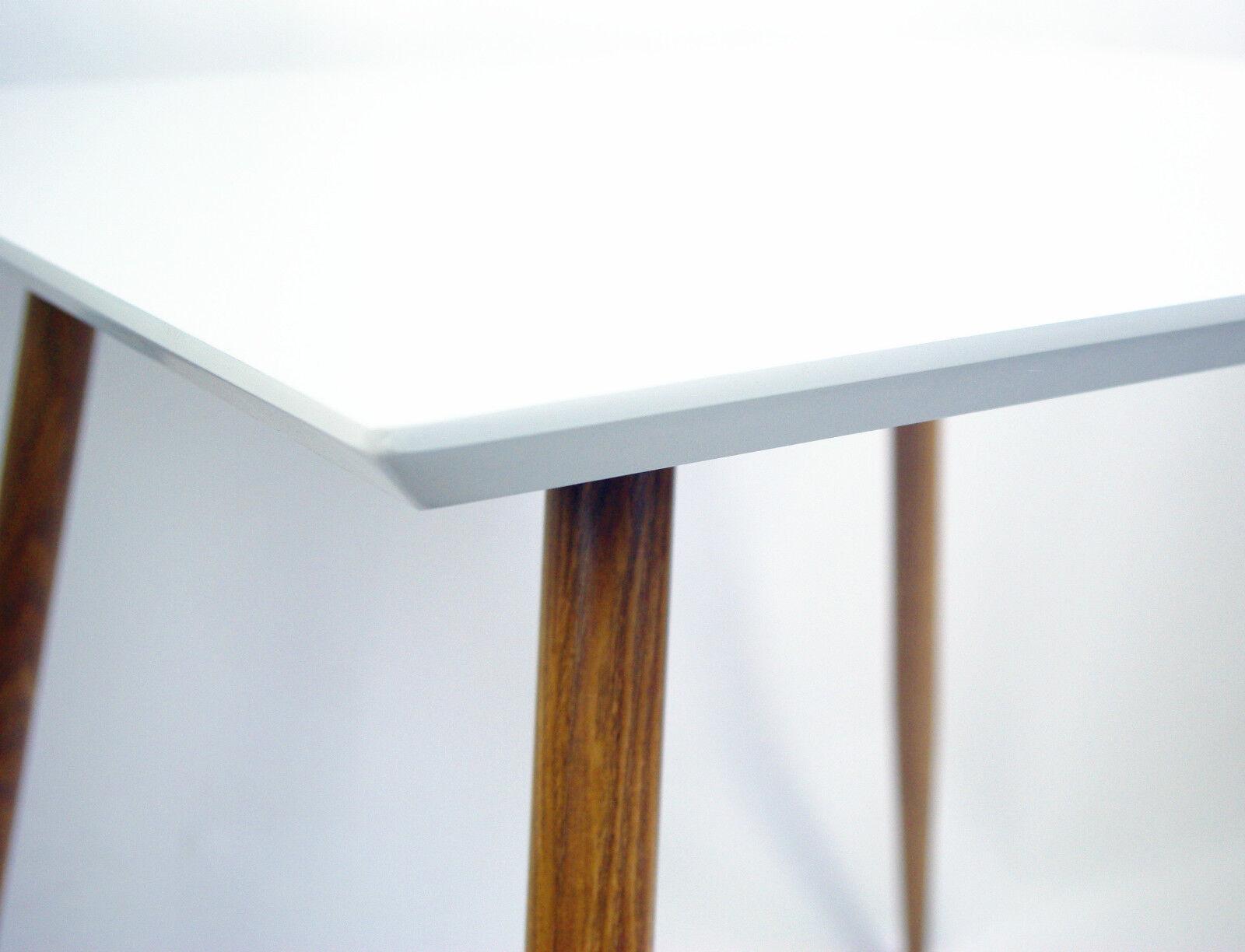 tisch esstisch k chentisch schreibtisch 80x80cm holz. Black Bedroom Furniture Sets. Home Design Ideas