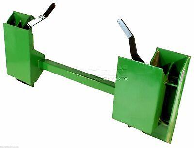 Titan Attachments Quick-tach To John Deere Skid Steer Adapt
