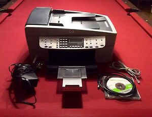 HP Office Jet Printer (4 in 1 device)