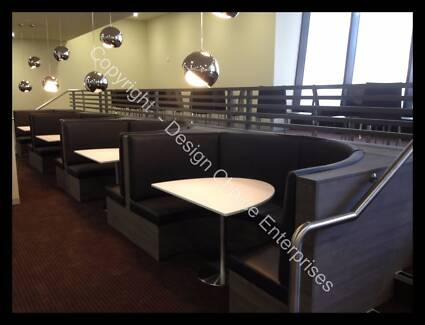 CUSTOM MADE Restaurant Booth Seating For Salerestaurant booths for sale in Sydney Region  NSW   Gumtree  . Restaurant Booth Seating For Sale Sydney. Home Design Ideas