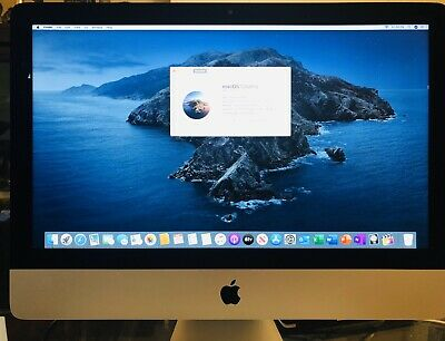 "2017 Apple iMac 21.5"", Intel Core i5, 8GB RAM, 1TB HDD, Iris Plus Graphics 640"