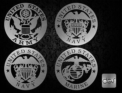 Cnc Vector Dxf Plasma Router Laser Cut Dxf-cdr Files - Usa Logo Pack