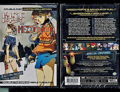 Kite Mezzo Forte  Brand New 2 Disc Anime Set