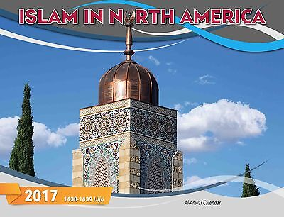 2017 Islam In North America Wall Calendar