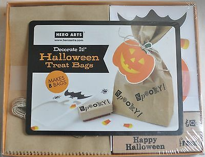 Halloween Treat Bags Decorate Kit Stamps Favor Cutouts Messages Craft Lot Fun](Halloween Messages)