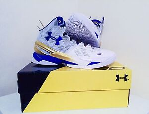 Curry 2 gold rings
