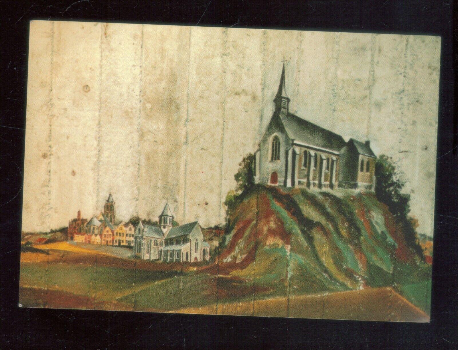 Postkaart van de Kapel O,L, Vrouw van Kerselare Oudenaarde Edelare ,,zie foto ,,