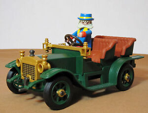 Playmobil Victorian Oldtimer Classic Touring Car Model T Family Automobile