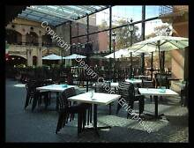 Restaurant Chairs and Tables for sale Sydney - Delivery Aust Wide Revesby Bankstown Area Preview