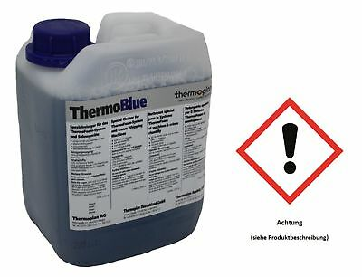 Thermoclean Thermoblue Milchschaumreiniger 2,5 l Sahnereiniger Foamer Milchstein