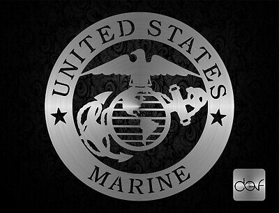 Cnc Vector Dxf Plasma Router Laser Cut Dxf-cdr Vector Files - Usa Marine