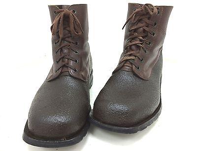 Army Stiefel Schwedische Armeestiefel Lederstiefel Leder Vintage Tretorn Gr.. 43