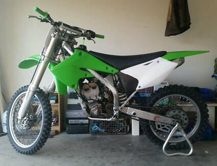 2005 Kx 250F not a Yz Cr or Rm. Beaudesert Ipswich South Preview