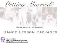 Wedding Dance Lessons For All Mixes of Couples!