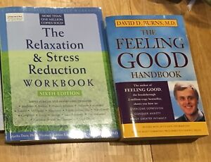 Relaxation & Stress Books